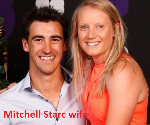 Mitchell Starc wife