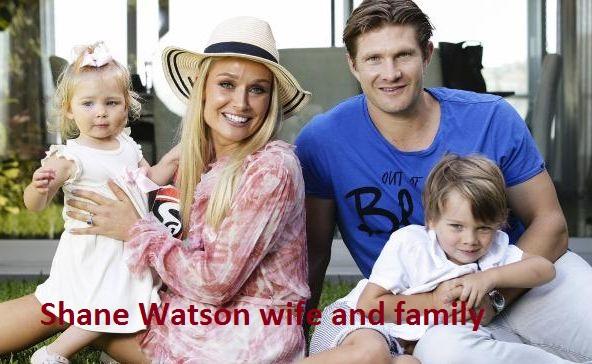 Shane Watson wife