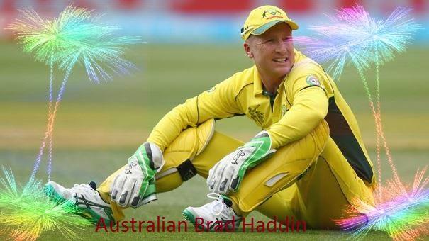 Haddin cricketer