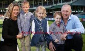 Haddin family