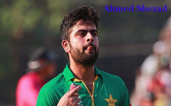 Ahmed Shehzad cricketer, batting, wife, wedding, family, height and more