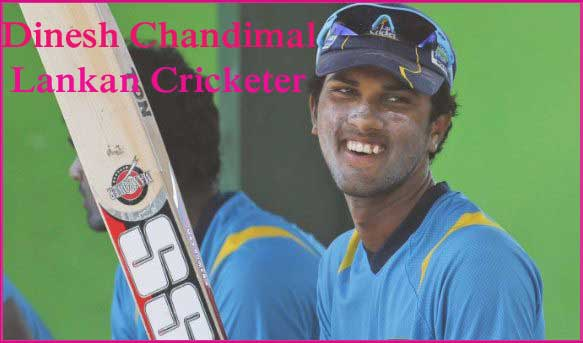 Dinesh Chandimal Batting career, wife, family, biography and more