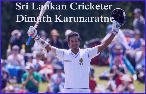 Dimuth Karunaratne Batting career, wife, family, biography and more