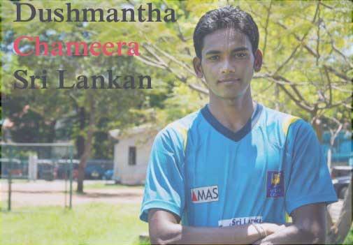 Dushmantha Chameera
