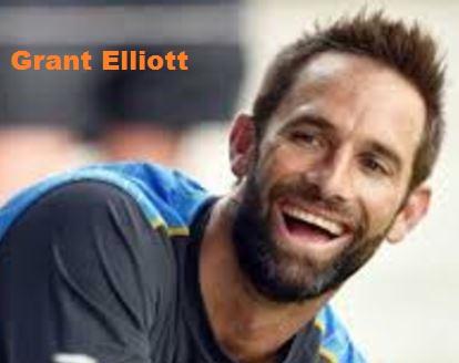Grant Elliott Batting career, batting and bowling average
