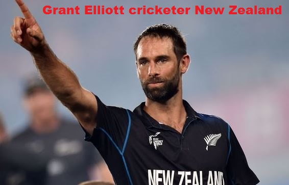 Grant Elliott cricketer