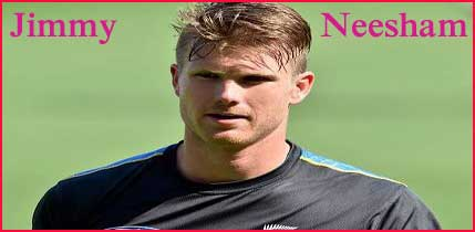 James Neesham cricketer, batting and bowling average, family, age, wife and more