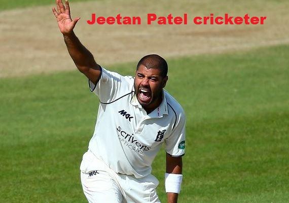 Jeetan Patel cricketer