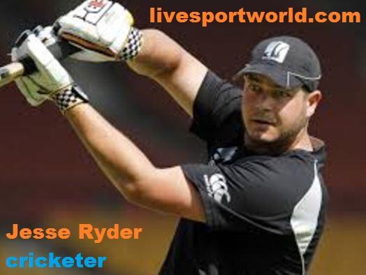Jesse Ryder cricketer
