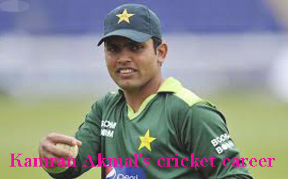 Kamran Akmal Cricketer, wife, age, height, family, career and so