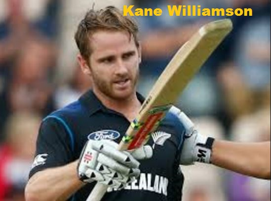 Kane Williamson cricketer