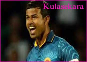 Nuwan Kulasekara Batting career batting and bowling average