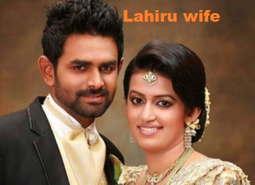 Lahiru Thirimanne Cricketer batting, age, wife, family, wedding and so