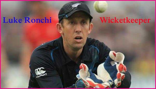 Luke Ronchi cricketer