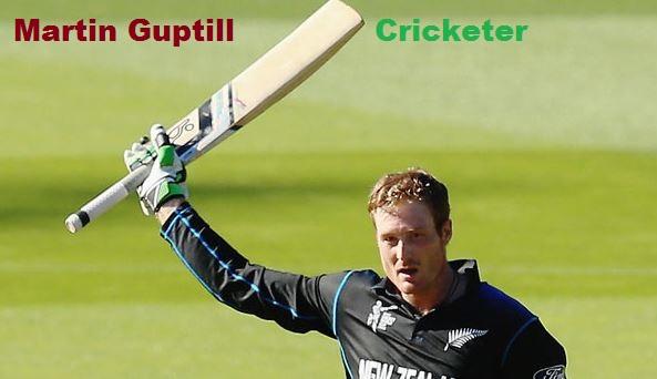 Martin Guptill cricketer