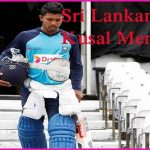 Cricketer Mendis image