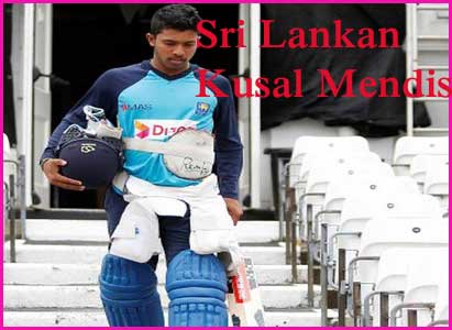 Kusal Mendis Batting career, School, wife, age, family, height and so