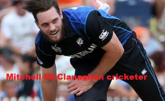 Mitchell McClanaghan cricketer