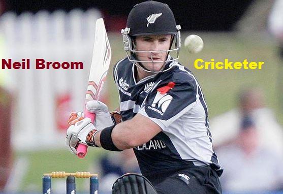 Neil Broom cricketer