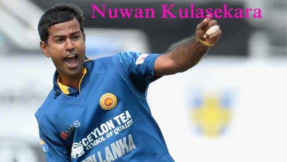 Nuwan Kulasekara cricketer