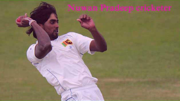 Nuwan Pradeep cricketer