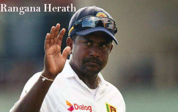 Rangana Herath bowling career, age, wife, family, net worth and so