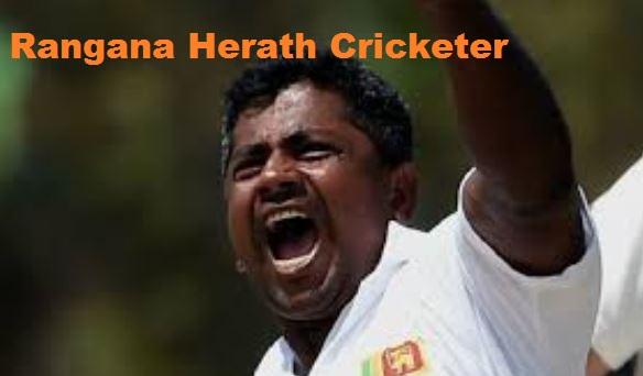 Rangana Herath cricketer