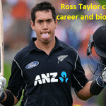 Ross Taylor cricketer