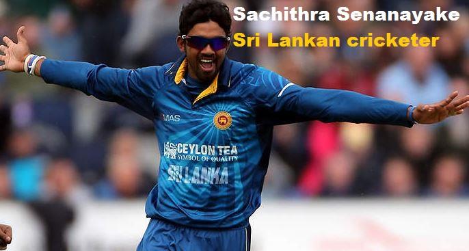 Sachithra Senanayake cricketer