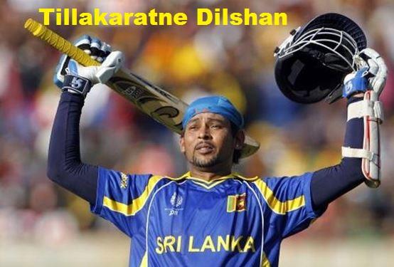 Tillakaratne Dilshan cricketer