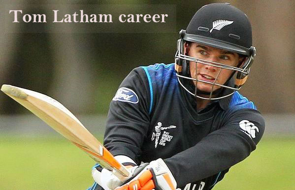 Tom Latham Cricket career, age, wife, family, biography and more