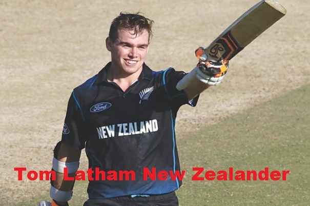Tom Latham cricketer