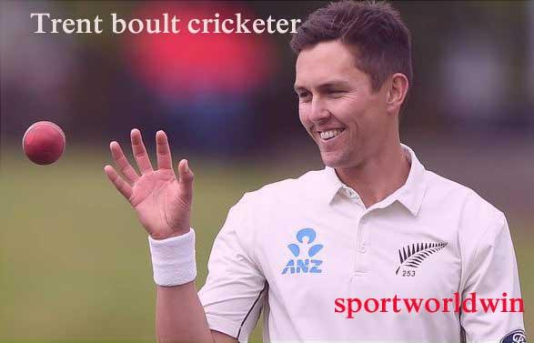 Trent Boult cricketer