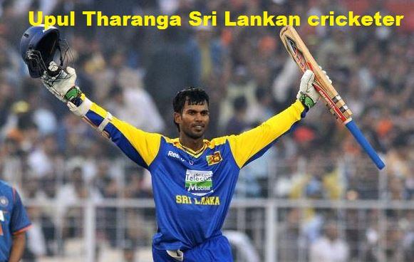Upul Tharanga cricketer