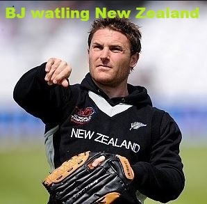 BJ Watling Batting career batting average family, biography and more
