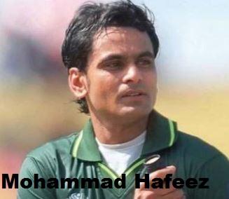 Mohammad Hafeez Cricketer, Batting career, batting and bowling average