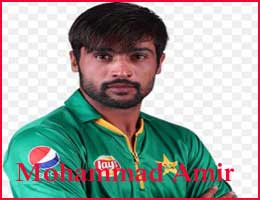 Mohammad Amir Cricketer, wife, family, biography, age, batting and more