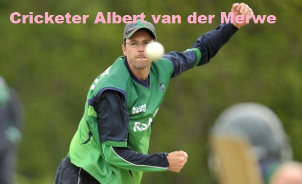 Albert van der Merwe