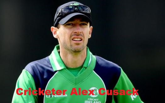 Alex Cusack cricketer
