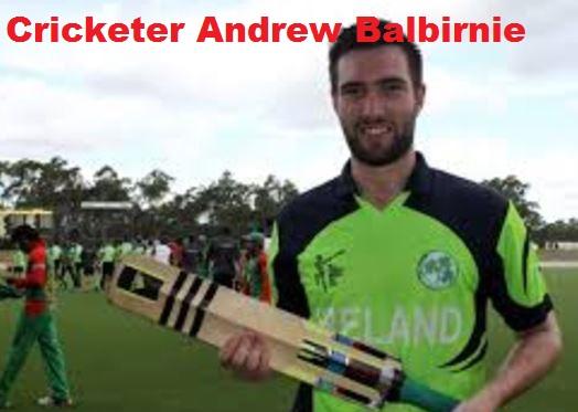Andrew Balbirnie
