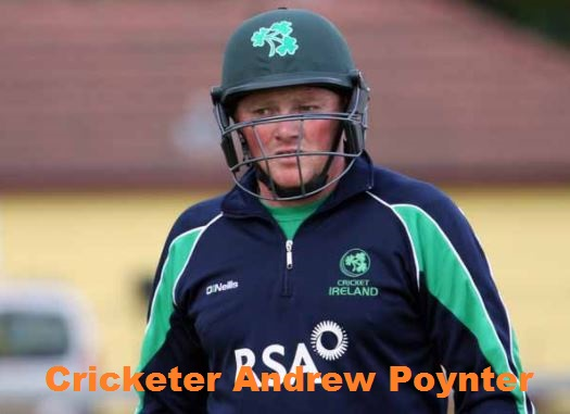 Andrew Poynter cricketer