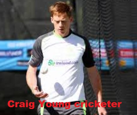 Craig Young cricketer