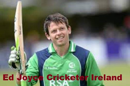 Ed Joyce cricketer