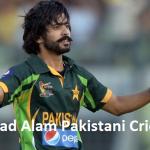 Fawad Alam cricketer