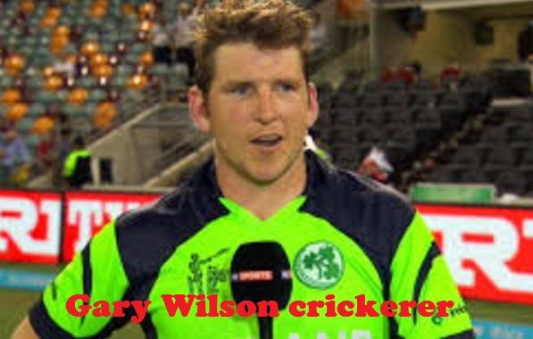 Gary Wilson cricketer