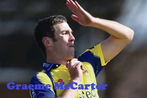 Graeme McCarter