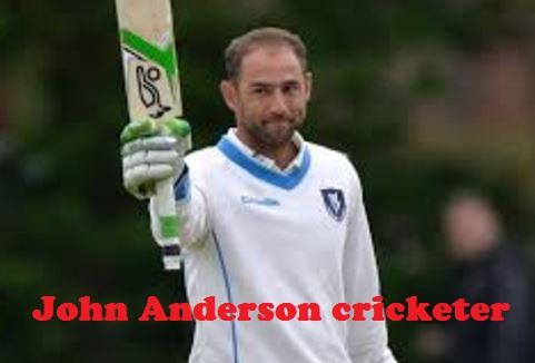 John Anderson cricketer