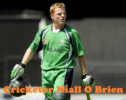 Niall O Brien