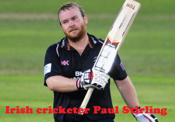 Paul Stirling