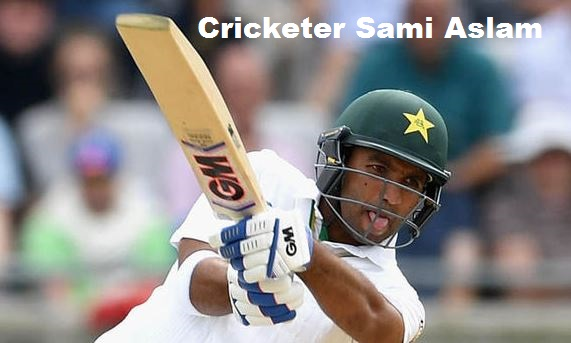 Sami Aslam cricketer